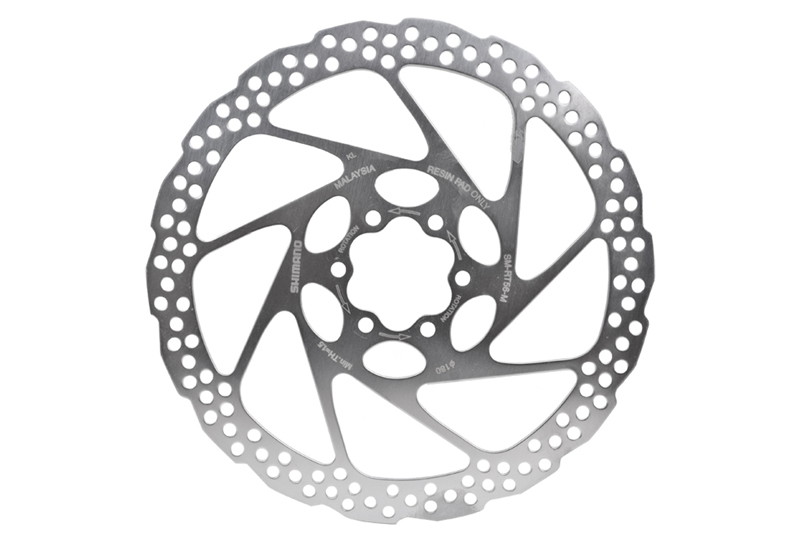 SHIMANO SM-RT56 Disc Brake Rotor 6-Bolt 180-mm