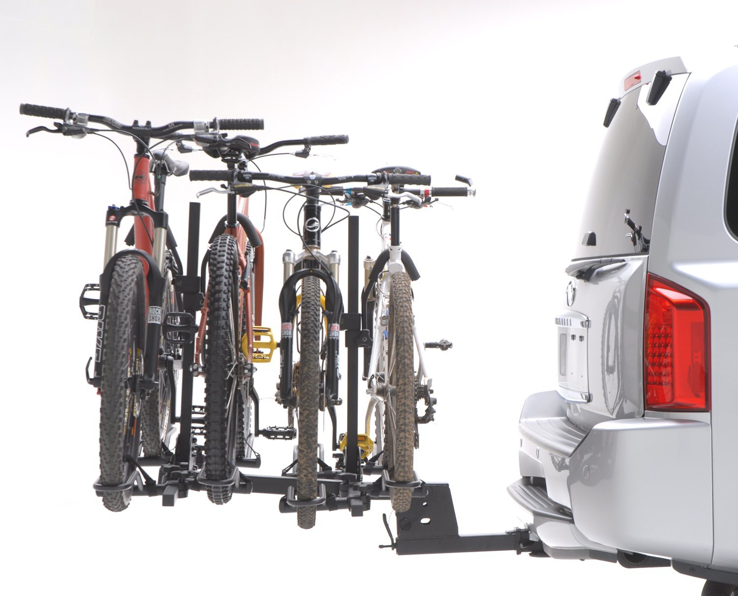 20bac2ced5a Hollywood Racks Sport Rider 4-Bike Platform Hitch Racks - HR1400. Loading  zoom